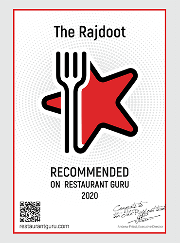Awards The Rajdoot W1U